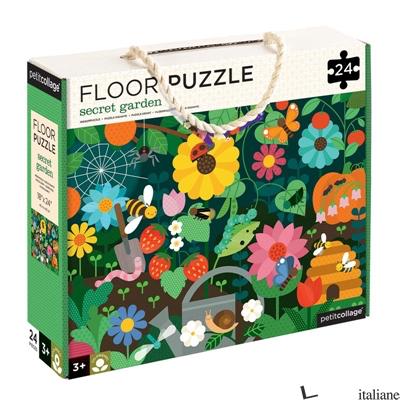 Secret Garden Floor Puzzle - PETITCOLLAGE