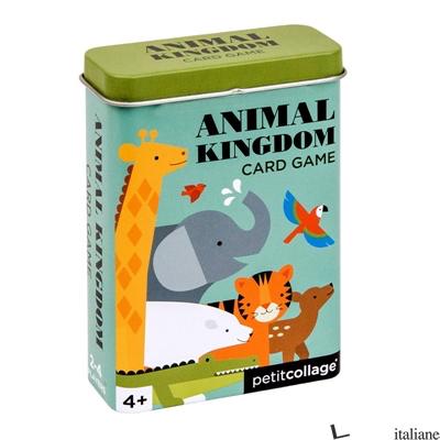 Animal Kingdom Card Game - PETITCOLLAGE