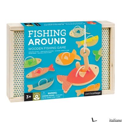 Fishing Around Wooden Game - PETITCOLLAGE