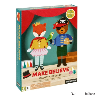 Make Believe Magnetic Dress Up - PETITCOLLAGE