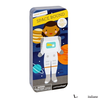 Shine Bright Space Bound Magnetic Dress Up - PETITCOLLAGE