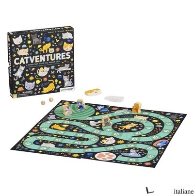 Catventures Game - PETITCOLLAGE