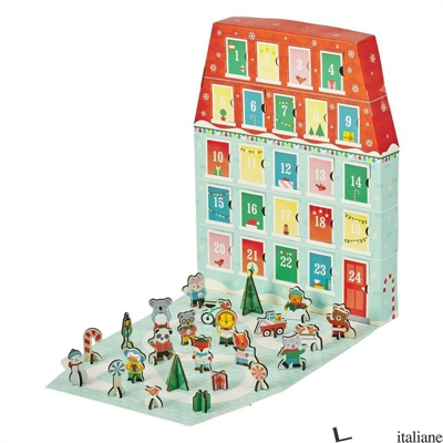 House Advent Calendar - PETITCOLLAGE
