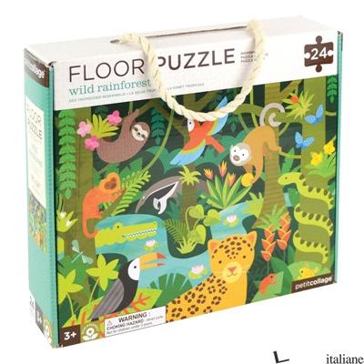 Wild Rainforest Floor Puzzle - PETITCOLLAGE