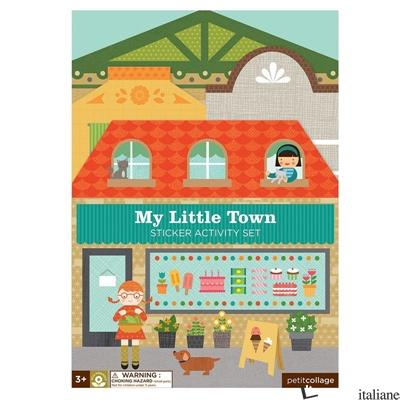My Little Town Sticker Activity Set - PETITCOLLAGE