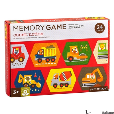 Construction Memo Game - PETITCOLLAGE