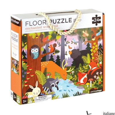 Outer Space Floor Puzzle - PETITCOLLAGE