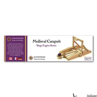 MEDIEVAL CATAPULT (wooden kit) - gmc