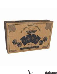 PLAYING CARD&DICE SET IN A BOX - GENT'S EMP KRAFT - Aa.Vv