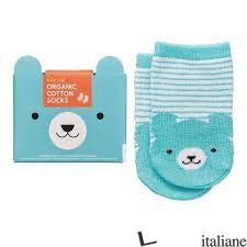 Bear Organic Socks - PETITCOLLAGE