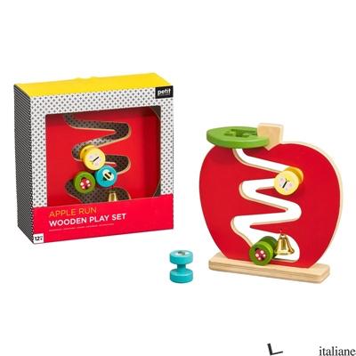 Apple Run Wooden Play Set - PETITCOLLAGE