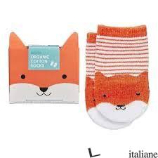 Fox Organic Socks - PETITCOLLAGE