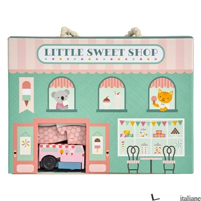 Little Sweet Shop Wind Up and Go Playset - PETITCOLLAGE