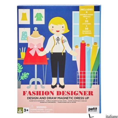 Fashion Designer Magnetic Dress Up - PETITCOLLAGE