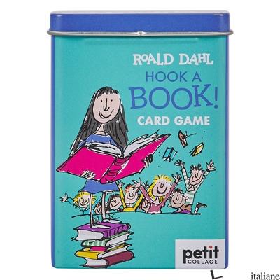 Roald Dahl Matilda Hook a Book Card Game - Roald Dahl