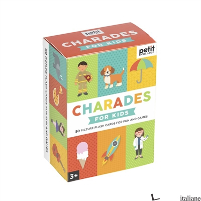 Charades for Kids - PETITCOLLAGE