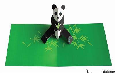 ANIMAL POP-UPS PANDA - SHERI SAFRAN