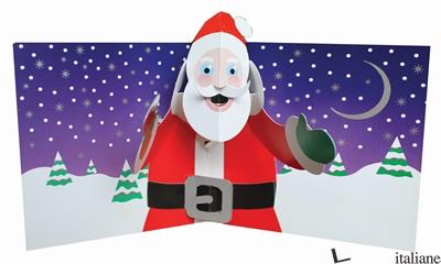 CHRISTMAS SANTA - SHERI SAFRAN