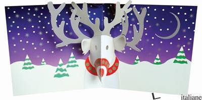 CHRISTMAS REINDEER - SHERI SAFRAN