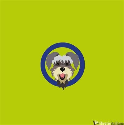 Dogs Miniature Schnauzer Pop Up Card -