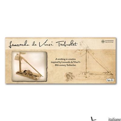 Da Vinci Trebuchet (wooden Kit) - Aa.Vv
