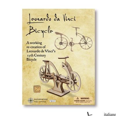 Leonardo Da Vinci Bicycle (wooden Kit) - Aa.Vv