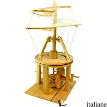 Da Vinci Helicopter (wooden Kit) - AA.VV