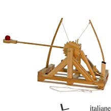 Da Vinci Catapult (wooden Kit) - AA.VV