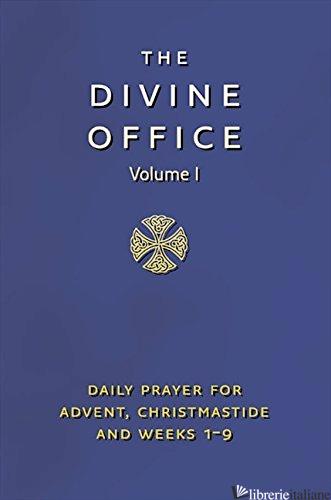 DIVINE OFFICE VOLUME 1 LTH -