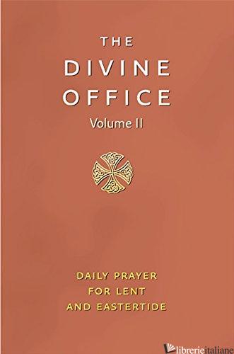 DIVINE OFFICE VOLUME 2 LTH -