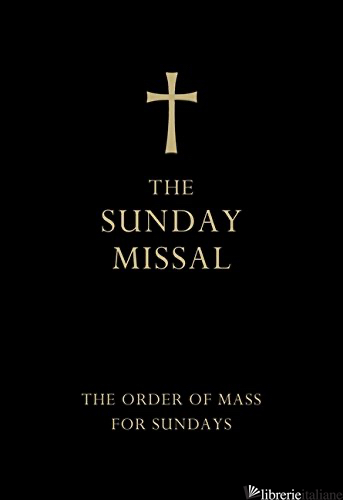 The Sunday Missal (Deluxe Black Leather Gift edition) -