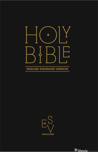 Holy Bible: English Standard Version (ESV) Anglicised Blue Gift and Award editio - Collins Anglicised ESV Bibles
