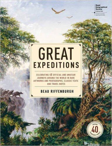 The Exploration Treasury - Beau Riffenburg