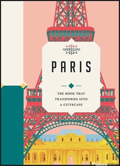 Paperscapes-Paris -
