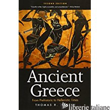 Ancient Greece - From Prehistoric to Hellenistic Times - Martin