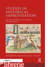 30%  Studies in Historical Improvisation -