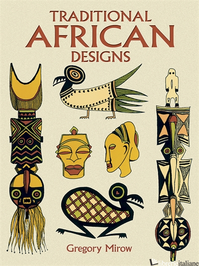 TRADITIONAL AFRICAN DESIGNS - MIROW