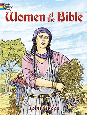 WOMEN OF THE BIBLE - GREEN