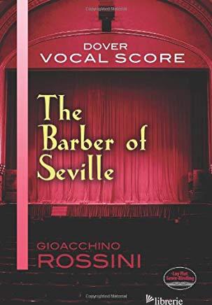 The Barber of Seville Vocal Score - Rossini