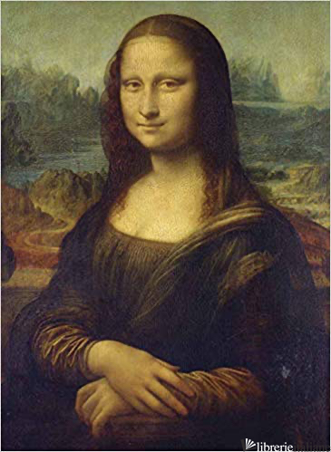 Mona Lisa Notebook -