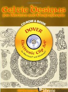CELTIC DESIGNS FOR ARTISTS AND CRAFTSPEOPLE - DOVER