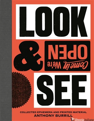 Anthony Burrill: Look & See - Anthony Burrill
