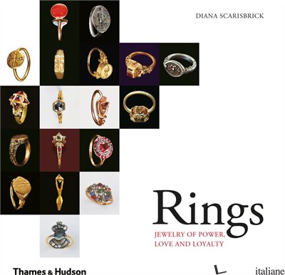 RINGS JEWELRY OF POWER LOVE AND LOYALTY - DIANA SCARISBRICK