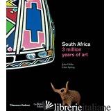 SOUTH AFRICAN ART (PAPERBACK EDITION) - JOHN GIBLIN