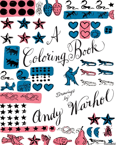 A Coloring Book: Drawings By Andy Warhol - Andy Warhol