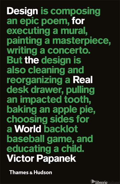 Design for the Real World - Papanek Victor
