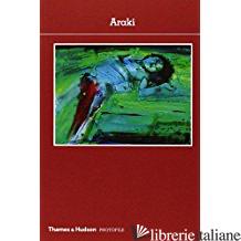 ARAKI PHOTOFILE - ALAIN JOUFFROY