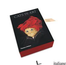 CATS IN ART 20 NOTECARDS - HERBERT