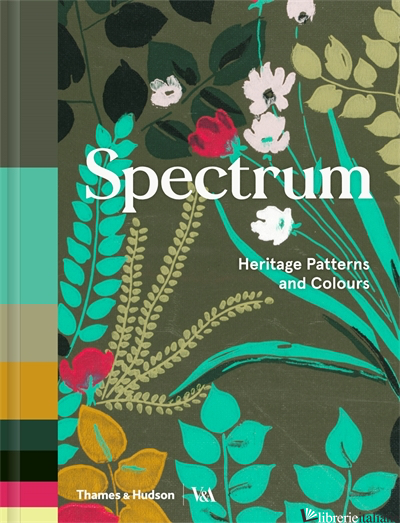 Spectrum Heritage Patterns and Colours - Ros Byam Shaw