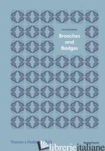 Brooches and Badges - Rachel Church